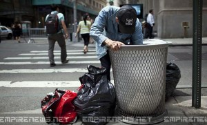 Homeless Man Finds $200,000 In NYC Trash Can