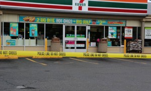 Officer Darren Wilson Shot Outside of 7-Eleven In St. Louis