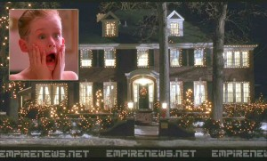 Vandals Set Fire To Famous 'Home Alone' House