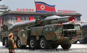 BREAKING- North Korea Launches Nuclear Missile Towards The United States
