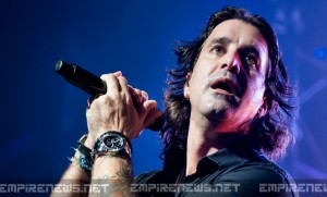 Creed Vocalist Scott Stapp Confesses Recent Crazy Acts All An 'Elaborate Hoax', Publicity Stunt For New Band