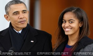 Identity of Malia Obama's Baby-Daddy Is Leaked - You'll Never Believe Who The Father Is