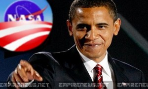 Inspired by Movie 'Gravity,' Obama Plans To Be First President In Outer Space
