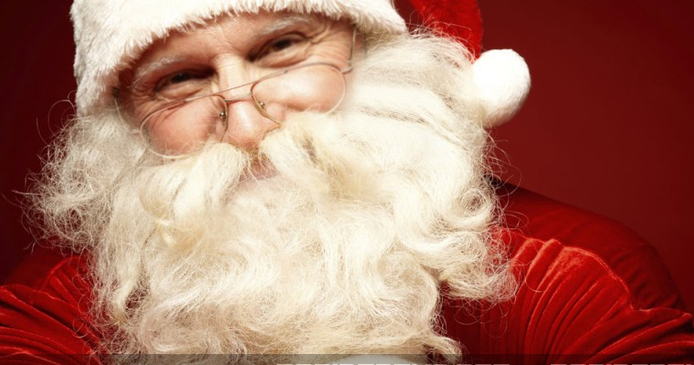 Mall Santa Arrested For Possession of Child Pornography