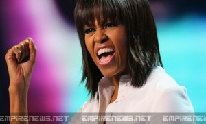 Michelle Obama Announces Presidential Run in 2016