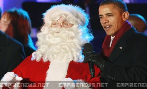 President Obama Forcing Schools To Tell Children There Is No Santa Claus