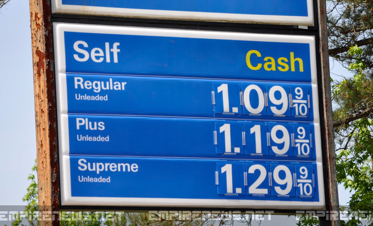 Gas Prices In Texas >> Thanks Obama Gas Prices Predicted To Drop Below 1 00 Per Gallon