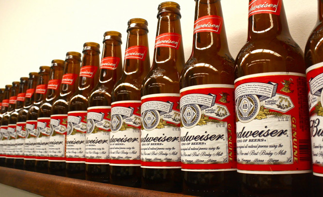 Anheuser-Busch To Reduce Alcohol Content By Half In Budweiser, Bud Light To Maintain Affordability