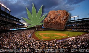 Colorado Rockies To Begin Selling Pot Brownies At Stadium Next Season