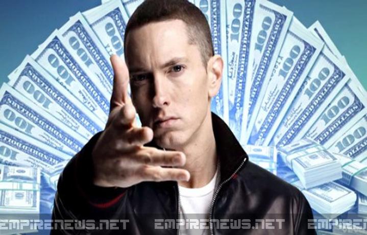 Eminem Gives One Million Dollars To Homeless Man