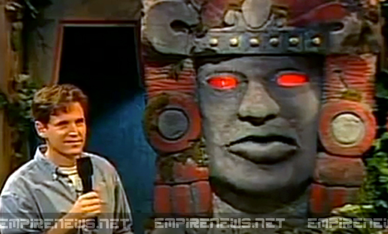 Former Legends Of The Hidden Temple Contestants Come
