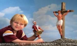Hasbro To Produce Jesus, Muhammad Action Figure Line