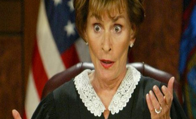 Judge Judy Has Five-Year-Old Girl Arrested On Contempt Charges During Court Session