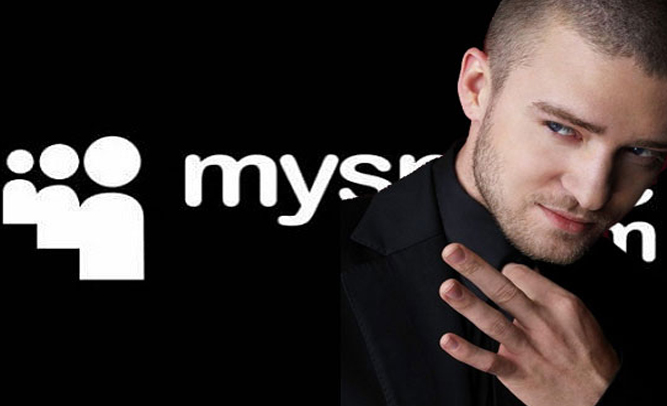 Justin Timberlake Sells His Shares of MySpace For One Dollar To Unsuspecting Fan