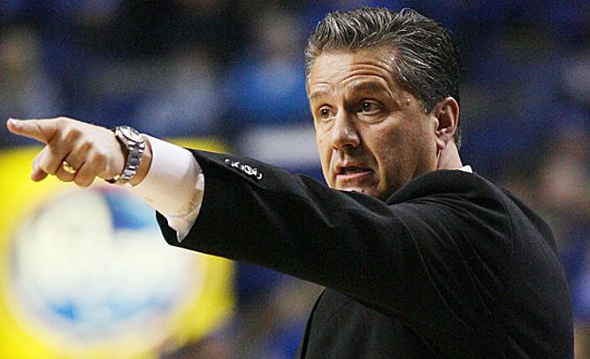 Kentucky Basketball Coach John Calipari To Step Down After Season, Admits To Meeting With NBA Teams