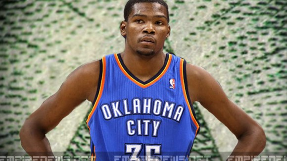 Kevin Durant Accused of Being Illuminati By Teammates