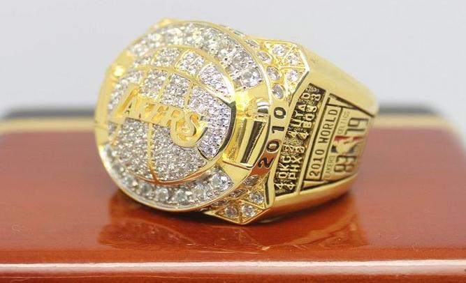 Lamar Odom Championship Rings