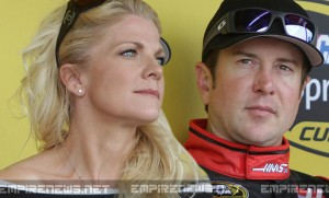 NASCAR Driver Kurt Busch's Ex-Girlfriend Admits He Was Right, Says 'I Am A Trained Assassin'