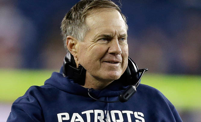 Patriots Coach Bill Belichick Eyed By Political Parties For Presidential Nomination