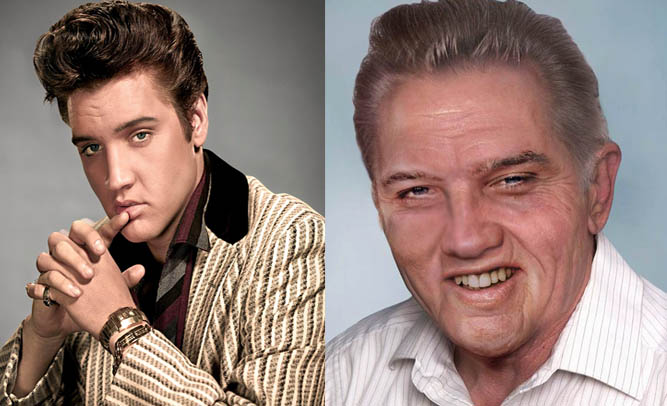 Shocking DNA Results Revealed- Body Of Elderly Homeless Man Identified As Elvis Presley