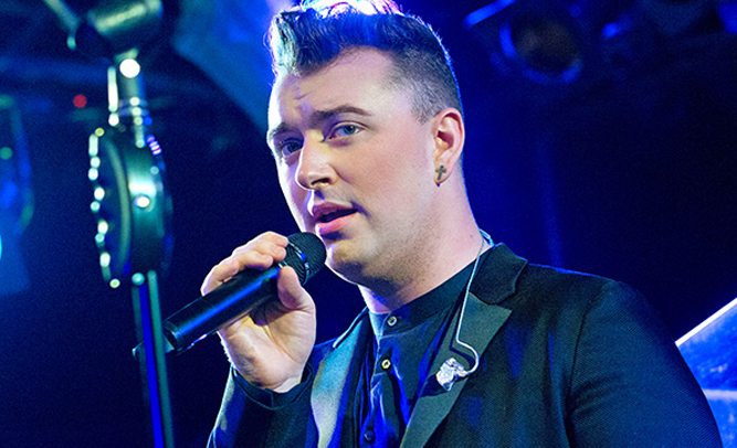 Singer Sam Smith Makes Shocking Confession- 'I'm A Middle-Aged Black Man'
