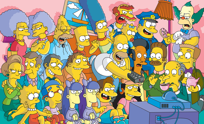 'The Simpsons' Creator Says Show Is Nearing Expiration Date, Major Changes To Come