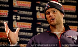 Tom Brady Admits To Deflating Balls During AFC Championship Game