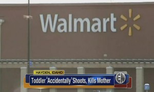 toddler shooting