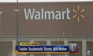 toddler shooting