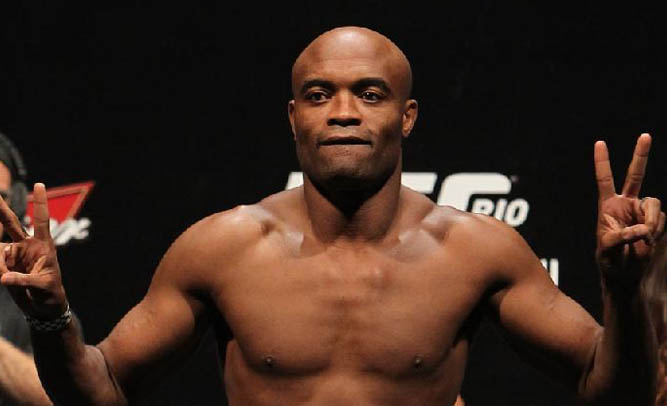 Anderson Silva Banned From UFC After Failing Drug Test