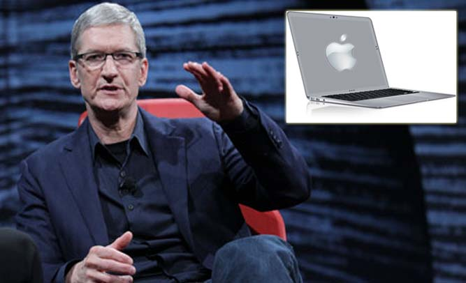 Apple to Release Screenless Macbook That Projects Visuals Directly Into User's Brain