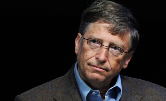 Bill Gates Loses $1 Billion Dollars At Horse Race