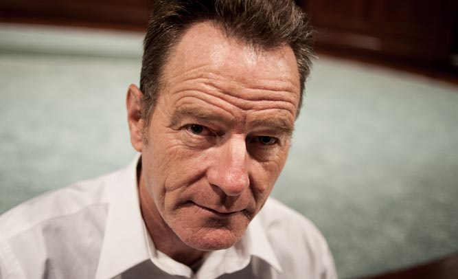 'Breaking Bad' Star Bryan Cranston Diagnosed With Cancer