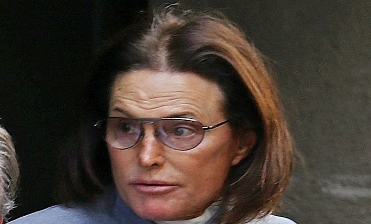 Bruce Jenner Knew He was a Woman Ever Since He Discovered He Had a Vagina