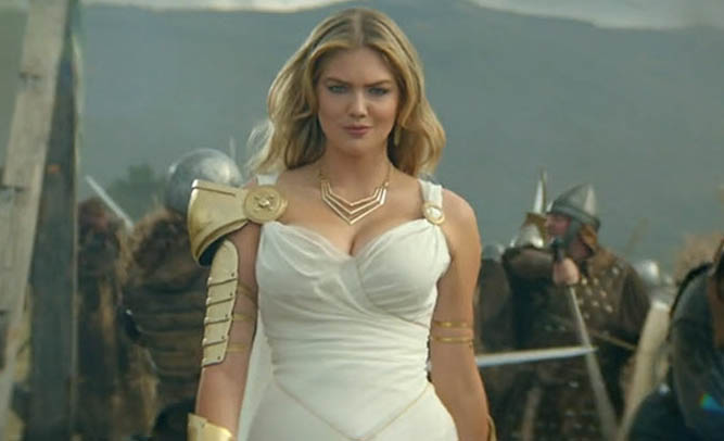 Celebrities, Other Groups In Uproar Over 'Game Of War' Ads Starring Kate Upton