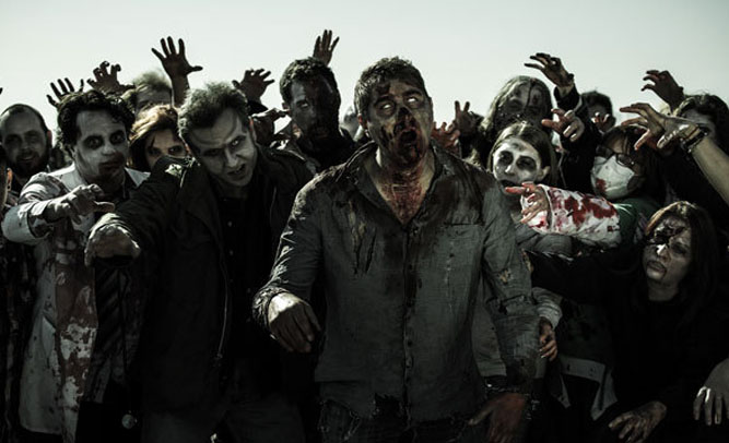 Center for Disease Control Reports 'Zombie Movie' Virus Finally Declining