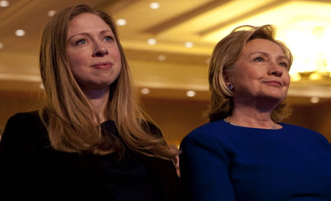 Chelsea Clinton Announces Plan To Run Against Her Mother In 2016 Presidential Primary