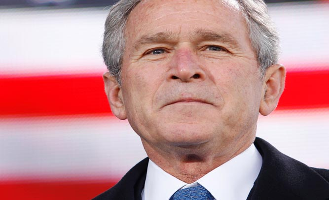 Former President George W. Bush Diagnosed With Autism