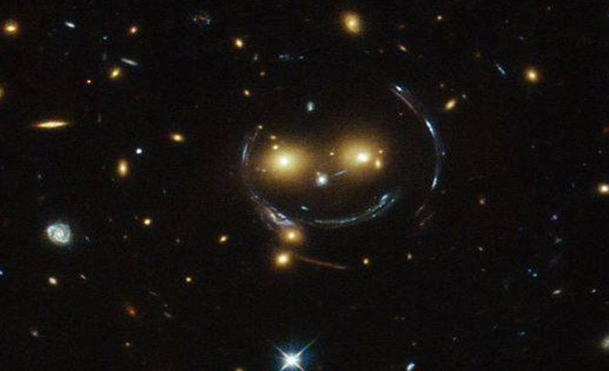 Hubble Telescope Finds Evidence Of Actual Heaven In Deep Space Probe