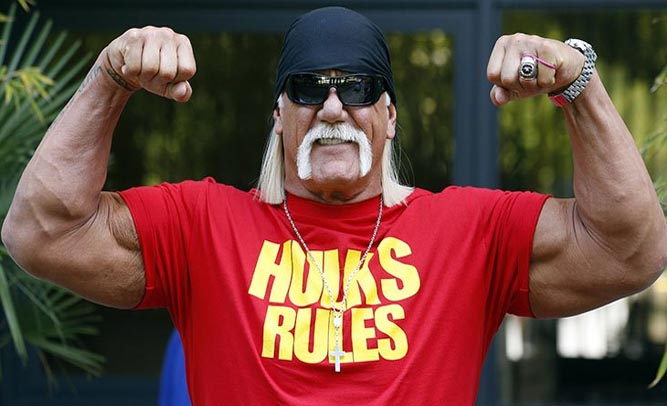 Hulk Hogan Announces 2016 Presidential Run