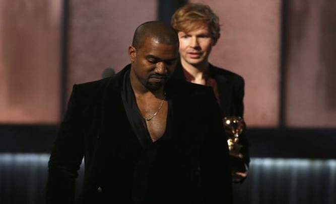 Kanye West Banned From All Future Public Awards Ceremonies