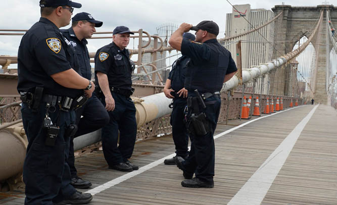 Man Files $2 Million Lawsuit Against NYPD Officers Who Stopped Him From Jumping Off Brooklyn Bridge