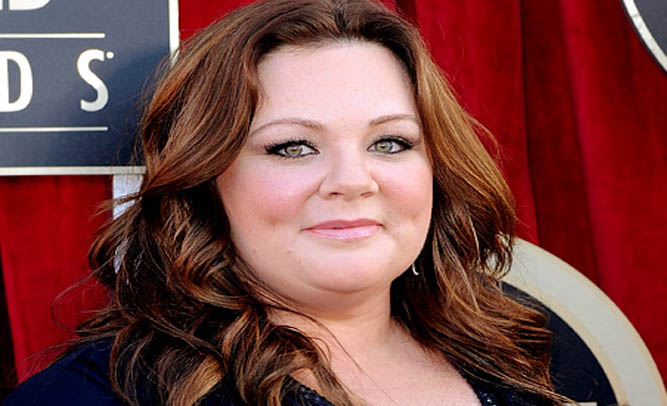 Melissa McCarthy Says She's 'Spreading Her Acting Wings' In Ghostbuster Reboot