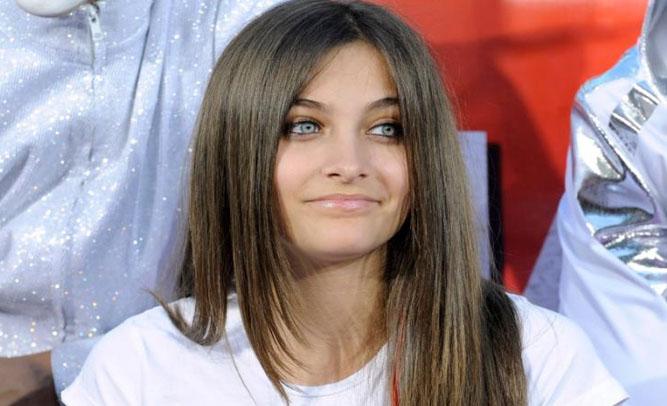 Michael Jackson's Daughter Paris, 16, Confirms Pregnancy