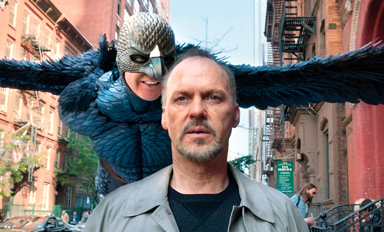 Michael Keaton Only Now Realizing That 'Birdman' is Based on his Own Life