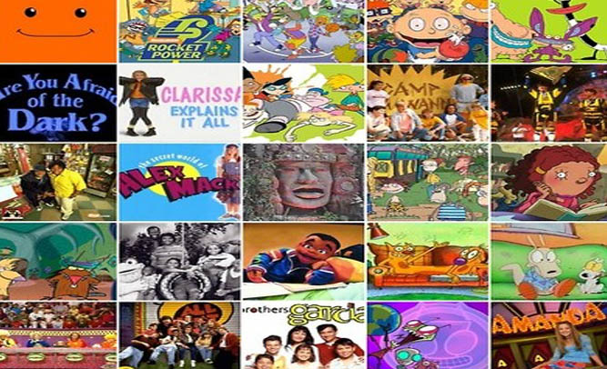 Nickelodeon To Remake All 90s TV Series