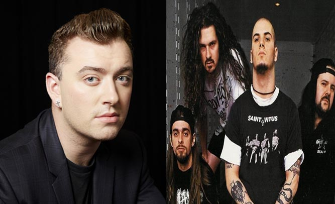 Online Comments Spar Feud Between Sam Smith, Pantera