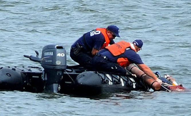 Over 300 Bodies Found In Hudson River By NYPD; Police Suspect Foul Play