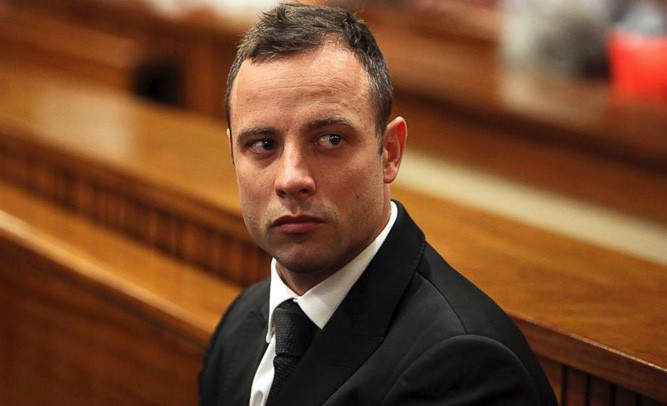 Paralympic Athlete Oscar Pistorius Loses Arm In Prison Attack