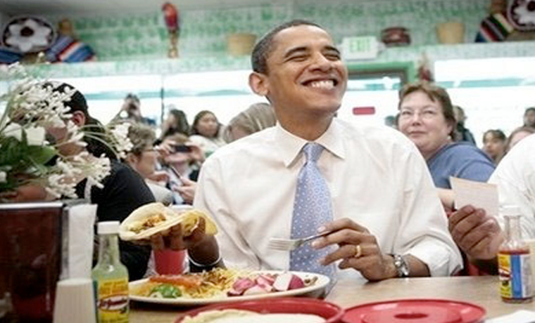 President Obama Criticized as 'Unpatriotic' for Skipping Breakfast